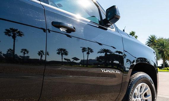 Ace Luxury Transportation limo